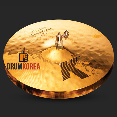 Zildjian - K Custom SESSION 세션 하이햇 14인치
