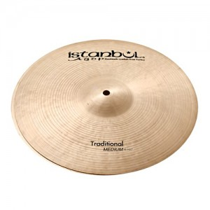 [드럼코리아 1599-3867] Istanbul Agop - Traditional Medium 하이햇