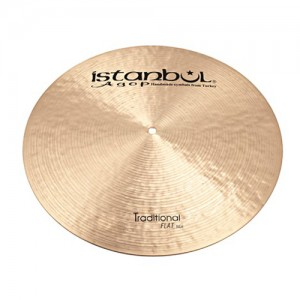 Istanbul Agop - Traditional Flat 라이드심벌