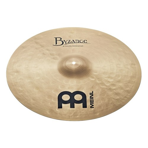 [드럼코리아 1599-3867] Meinl - Byzance Traditional Extra Thin Hammered 크래쉬