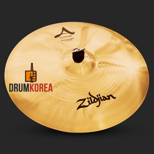 Zildjian - A Custom MEDIUM 20인치 라이드심벌