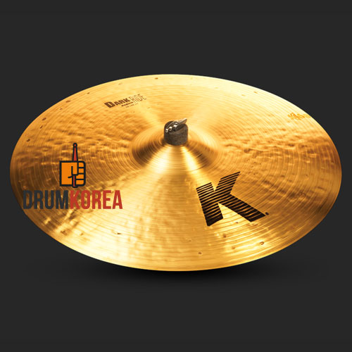 Zildjian - K DARK MEDIUM 라이드심벌 22인치