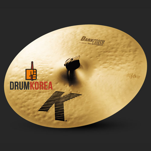 Zildjian - K DARK THIN 크래쉬