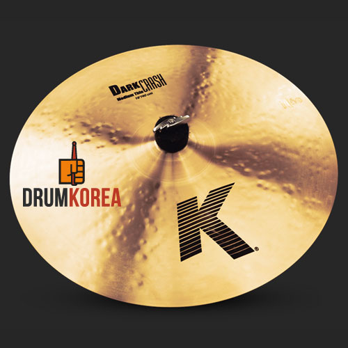 Zildjian - K DARK MEDIUM THIN 크래쉬
