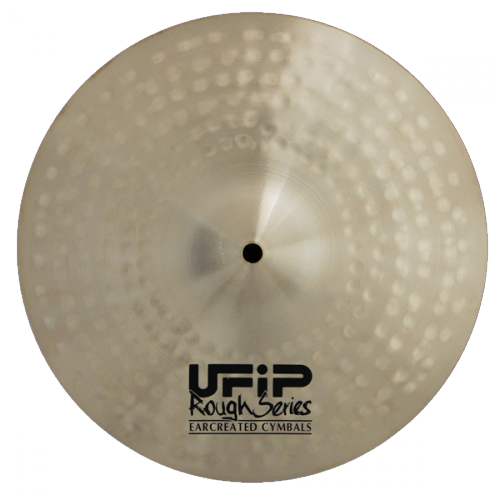 "[드럼코리아 1599-3867] UFIP ROUGH SERIES 10"" SPLASH"