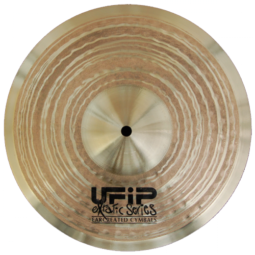 "[드럼코리아 1599-3867] UFIP EXTATIC SERIES 10"" SPLASH"