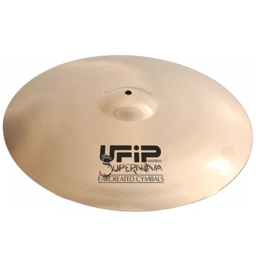 "[드럼코리아 1599-3867] UFIP SUPERNOVA SERIES 20"" RIDE"