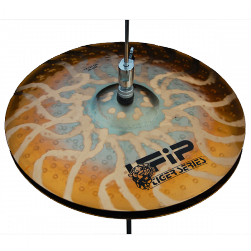 [드럼코리아 1599-3867] UFIP TIGER SERIES HI-HAT