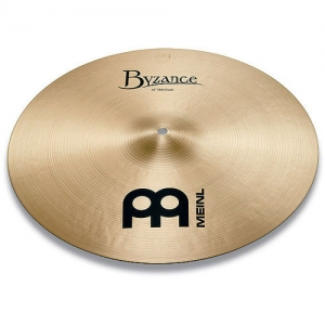 [드럼코리아 1599-3867] Meinl - Byzance Traditional Medium Thin 크래쉬 심벌