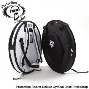 Protection Racket - Deluxe Cymbal Case 백팩형 심벌 케이스 24 Ruck Strap 6021R