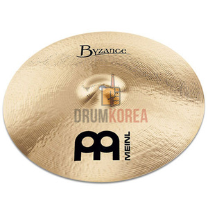 Meinl - Byzance Medium Thin Brilliant Crash 크래쉬 심벌