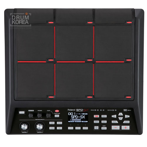 Roland - Sampling Pad (SPD-SX ) 로렌드샘플링패드