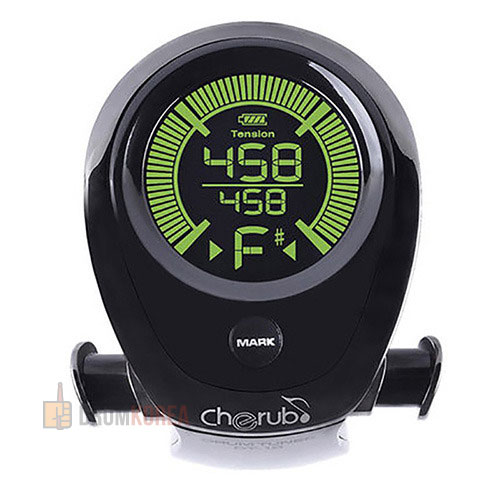 Cherub - Digital Acoustic Drum Tuner 디지털 드럼 조율기 DT-10