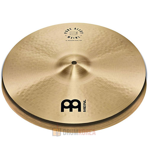 Meinl -  Pure Alloy Traditional Hi-Hat 하이햇