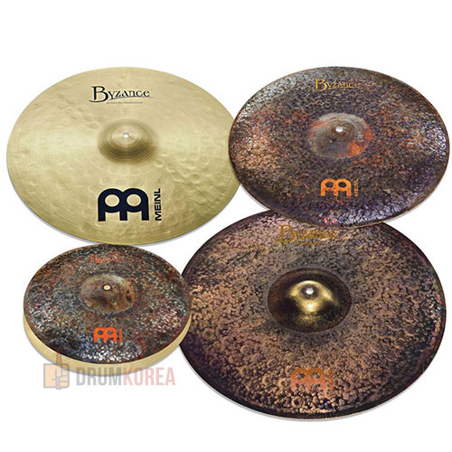 Meinl - Mike Johnston 심벌세트 (B14EDHM,B20ETHC, B21TSR+B18EDTC)