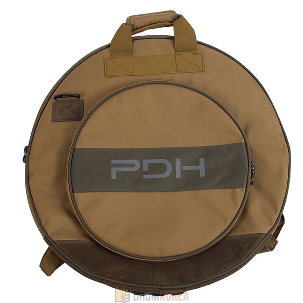 "[드럼코리아 1599-3867] PDH Deluxe Cymbal Case Brown 22"" 심벌 케이스 SW-CBB-2055"