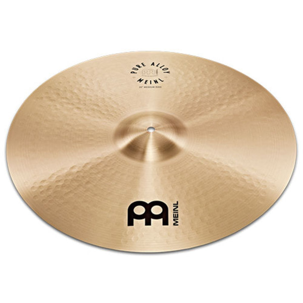 Meinl Pure Alloy Traditional Med. Ride ㅣ 메이늘 퓨어 알로이 트레디셔널 미디움 라이드  PA20MR / PA22MR