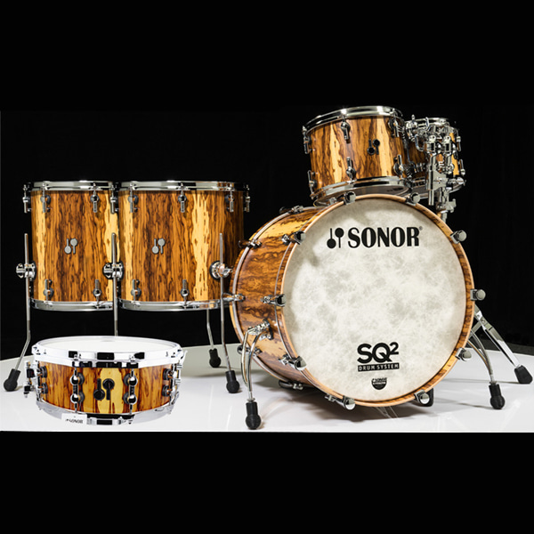 Sonor - SQ2 African Marble 6기통 쉘팩 1003584-2