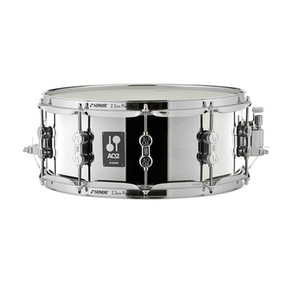 Sonor AQ2  - 스네어드럼 SD1455  Chrome finish  17612101