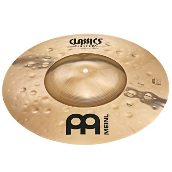 MEINL 18인치 Big Bell Ride  Classics Custom Extreme Metal Brilliant  CC18EMBBRB l 메이늘 빅벨 라이드 - 사이즈 18인치 - CC-18-EMBBR-B