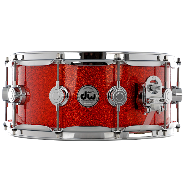 "[드럼코리아 1599-3867] DW - COLLECTOR'S SERIES PURE MAPLE SNARE DRUM 14"" X 6"" l 콜렉터 퓨어 메이플"