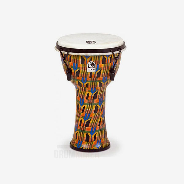 Toca - Tunable 9인치 kente Cloth, Goat SFDMX-9K
