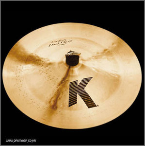 Zildjian K Custom Dark 차이나 심벌