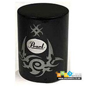 Pearl Tribal Shaker in Tribal Steel Finish - PTS10