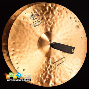 [드럼코리아 1599-3867] Zildjian - K Constantinople Vintage Orchstra Medium Light Pair