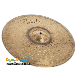 [드럼코리아 1599-3867] PAISTE - Signature DARK ENERGY MARK-1 라이드