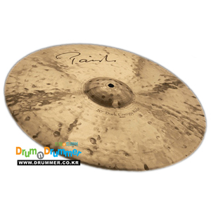 [드럼코리아 1599-3867] PAISTE - Signature DARK ENERGY MARK-II 라이드