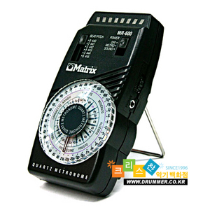 Matrix MR-600 metronome