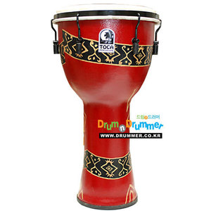 TOCA  SFDJM-10RP Synergy Mechanically Tuned Freestyle Djembe 10인치