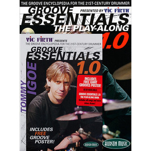 [드럼코리아 1599-3867] [교본/CD/DVD] Tommy Igoe - Groove Essentials 1.0 PACK (3가지 구성)