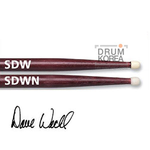 Vic Firth - Dave Weckl 시그너쳐 스틱 [SDW/SDWN/SDW2]