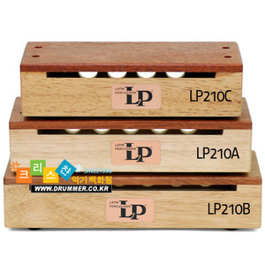 LP - LP210B (Large) Wood Block 우드블럭