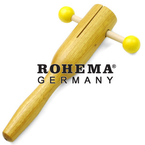 (독일 백년기업) ROHEMA - Handle Rattle 61700
