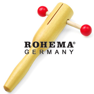 (독일 백년기업) ROHEMA - Handle Rattle 61701