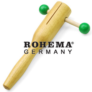 (독일 백년기업) ROHEMA - Handle Rattle 61702
