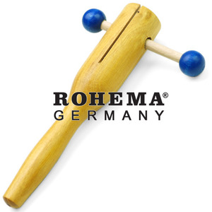 (독일 백년기업) ROHEMA - Handle Rattle 61703