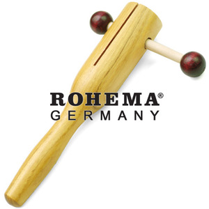 (독일 백년기업) ROHEMA - Handle Rattle 61704