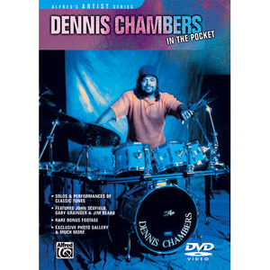 Dennis Chambers: In The Pocket (DVD)