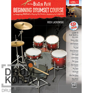 On The Beaten Path: Beginning Drumset Course, Level 1