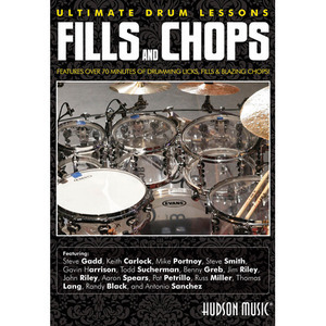 [DVD] Fills and Chops