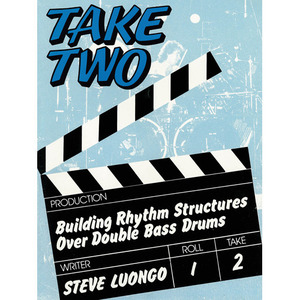 [교본] Take Two - Building Rhythm Structures Over Double Bass Drums