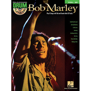 [교본+CD] Bob Marley - Drums 밥 말리
