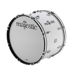 Majestic Contender Bass Drum 마칭베이스